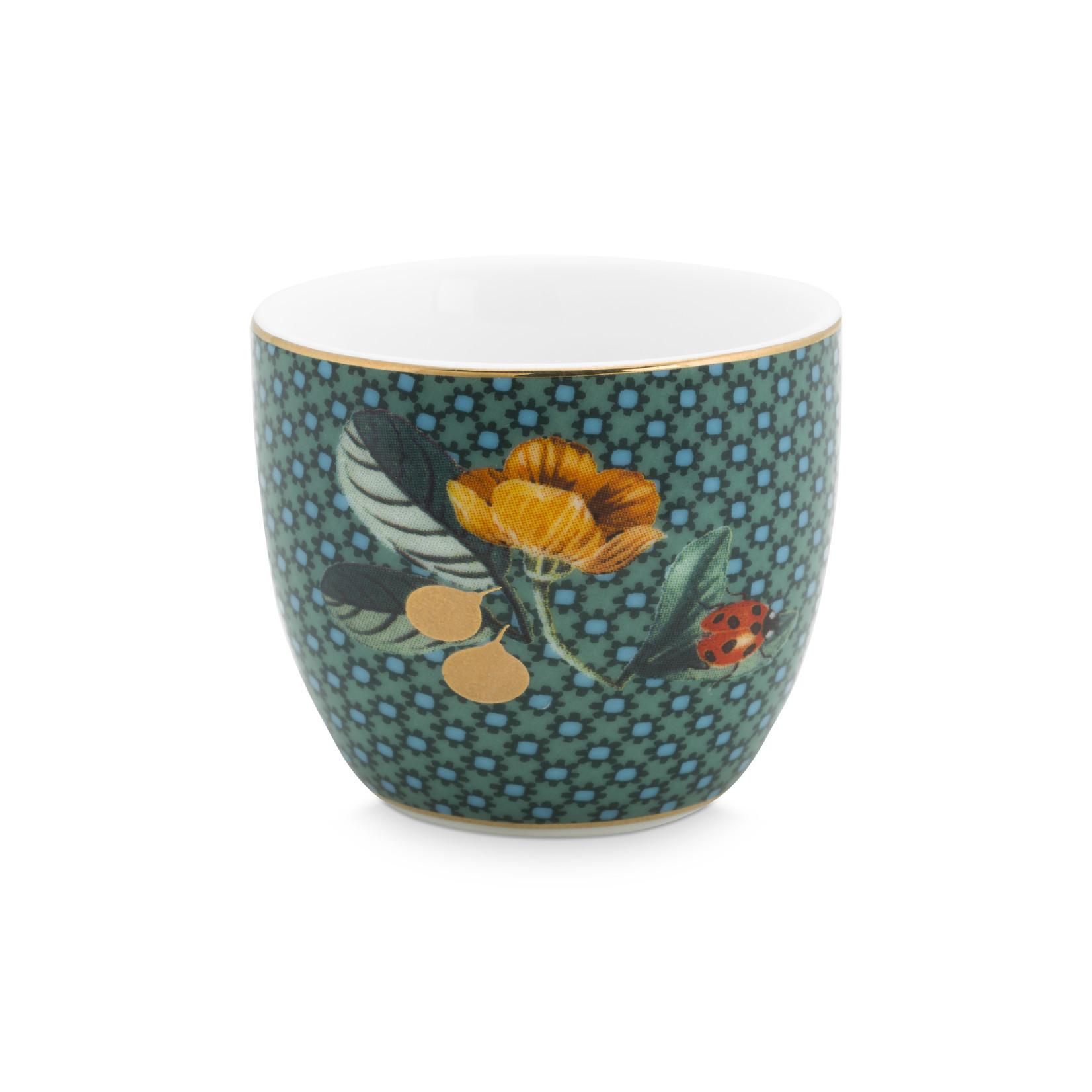 PIP Studio Egg Cup Winter Wonderland Ladybug Green