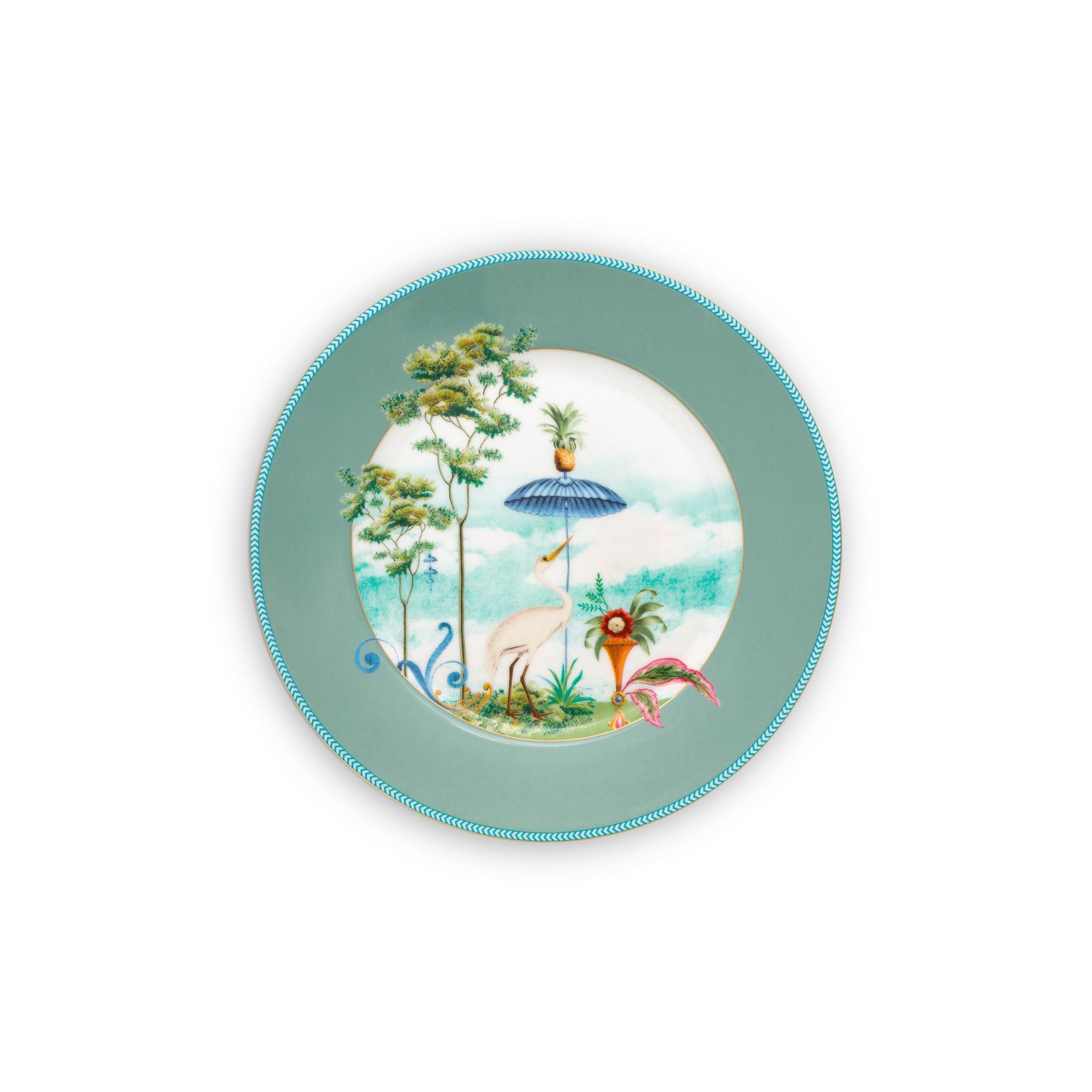 PIP Studio Plate Jolie Blue 21cm