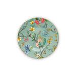 PIP Studio Petit Four Jolie Flowers Blue 12cm