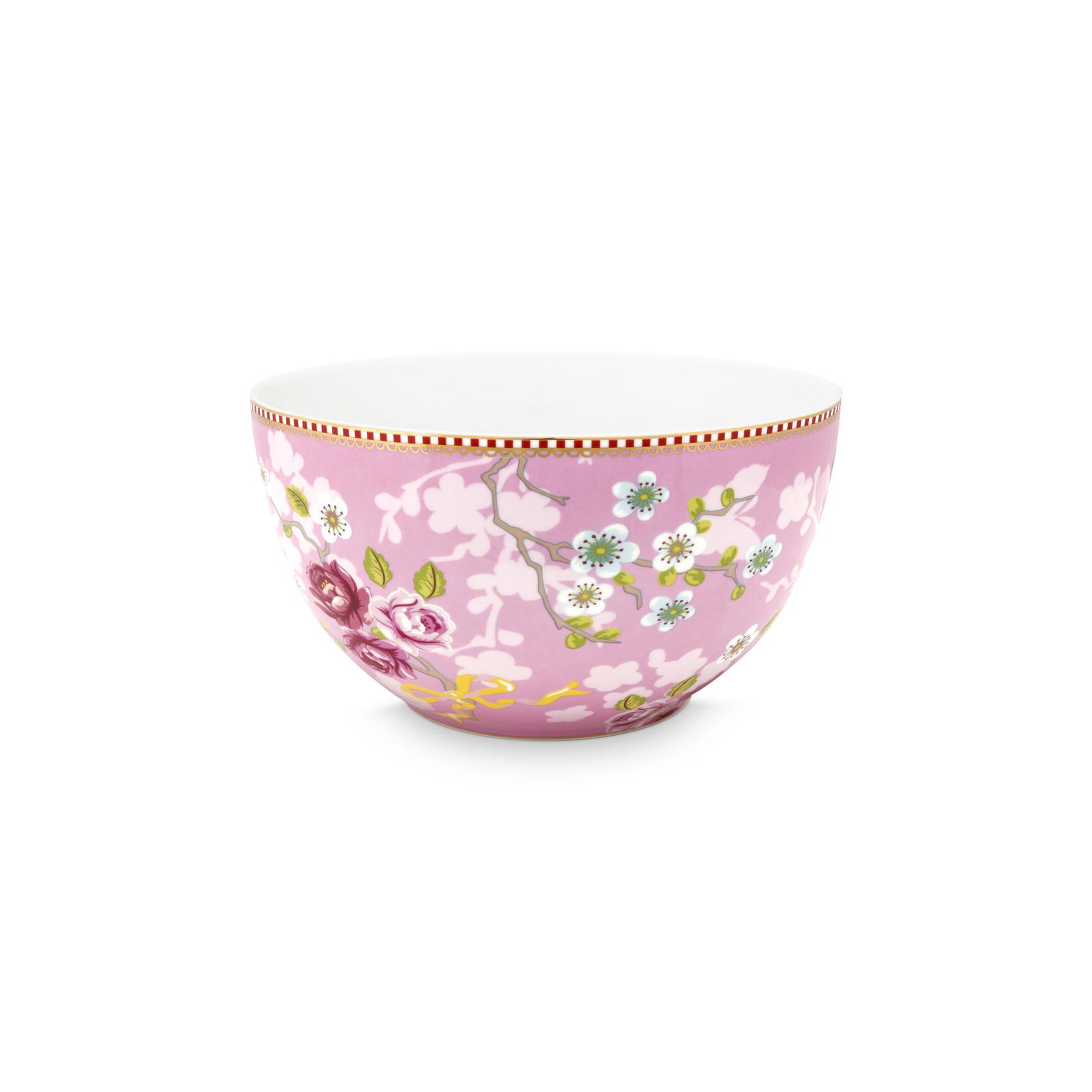 PIP Studio Bowl Chinese Rose Pink 18cm