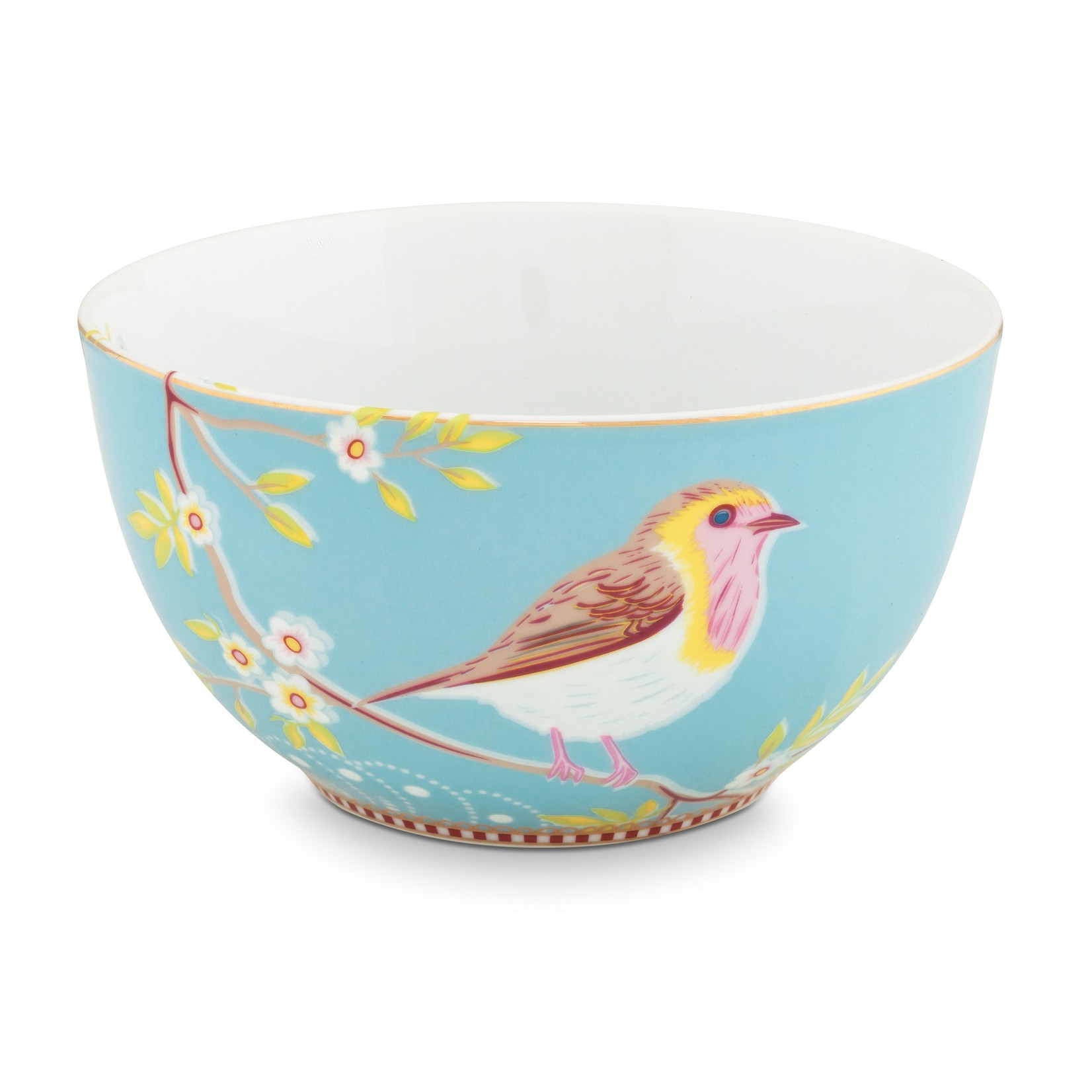 PIP Studio Bowl Early Bird Blue 15cm