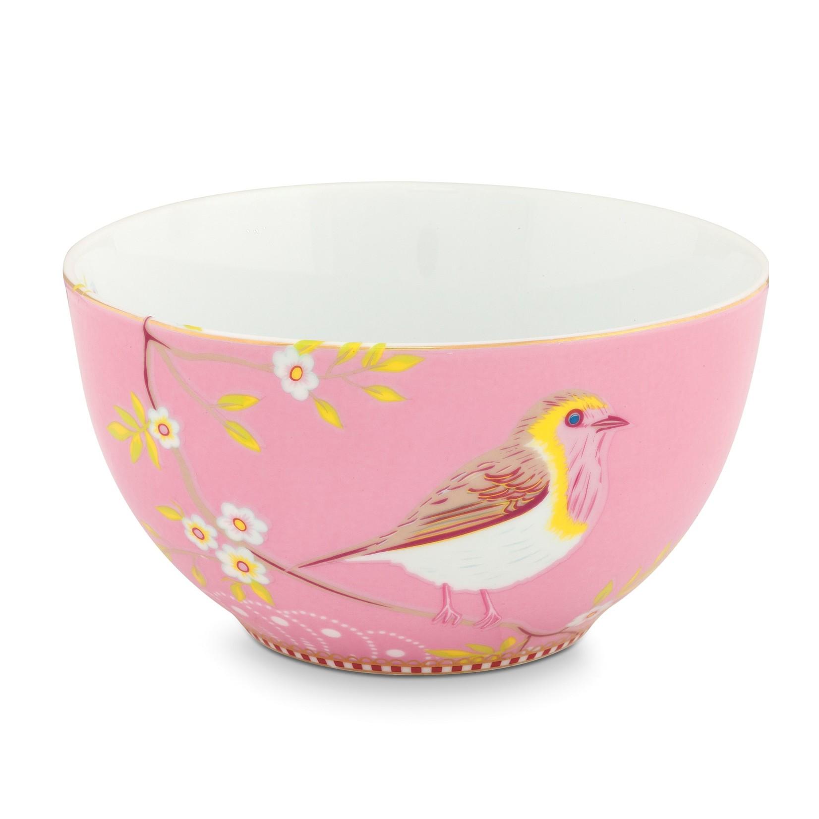 PIP Studio Bowl Early Bird Pink 15cm