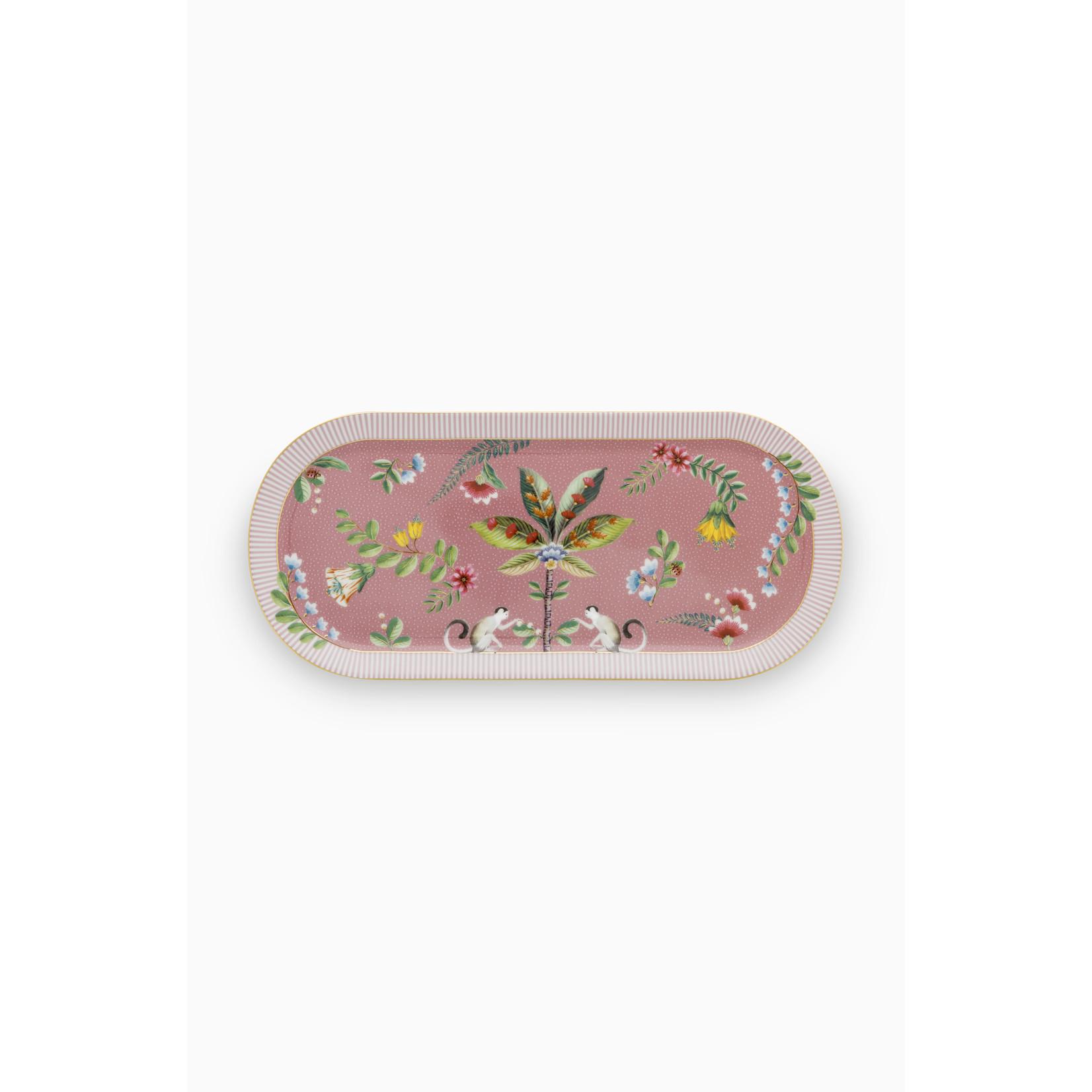 PIP Studio Cake Tray La Majorelle Pink 33.3x15.5cm