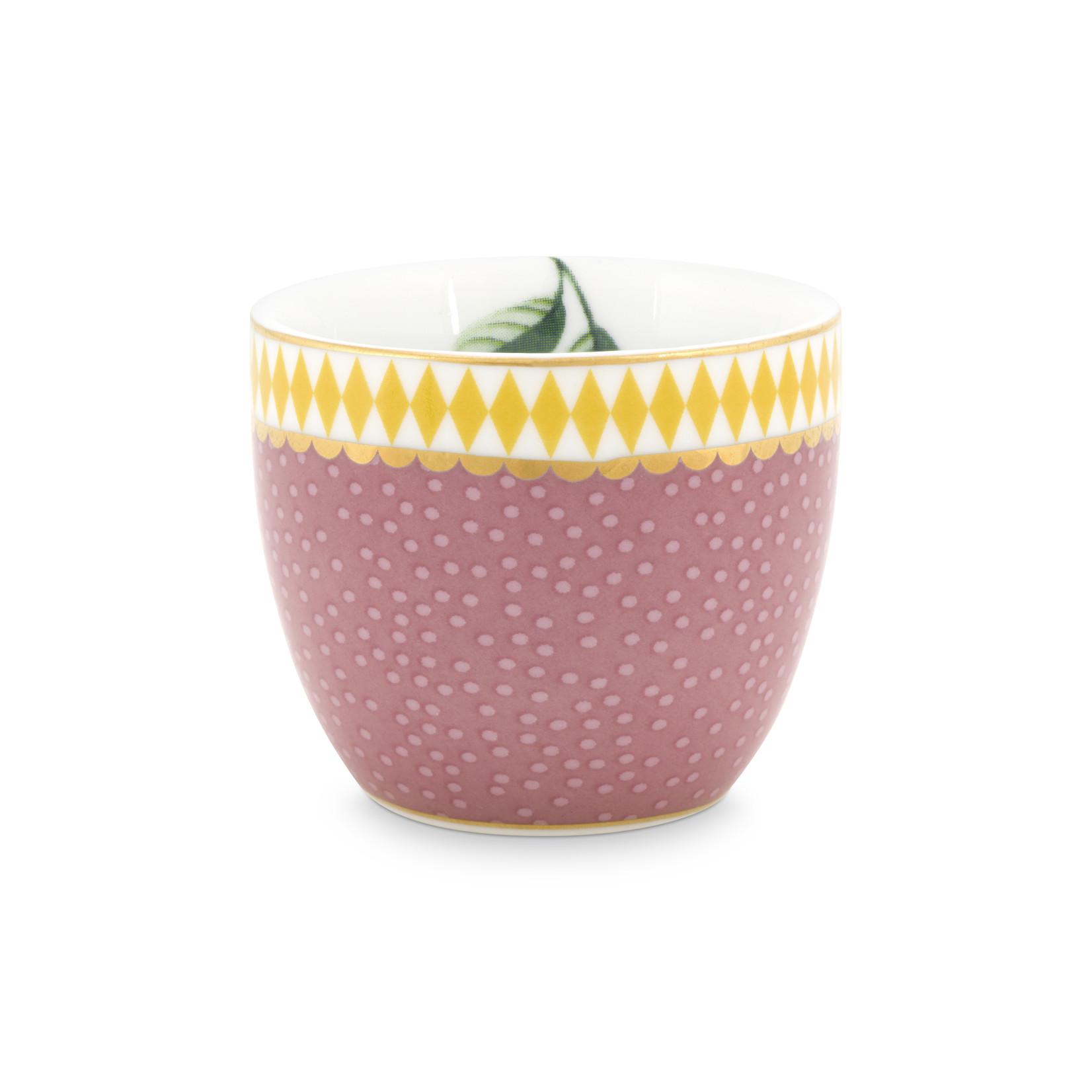 PIP Studio Egg Cup La Majorelle Pink