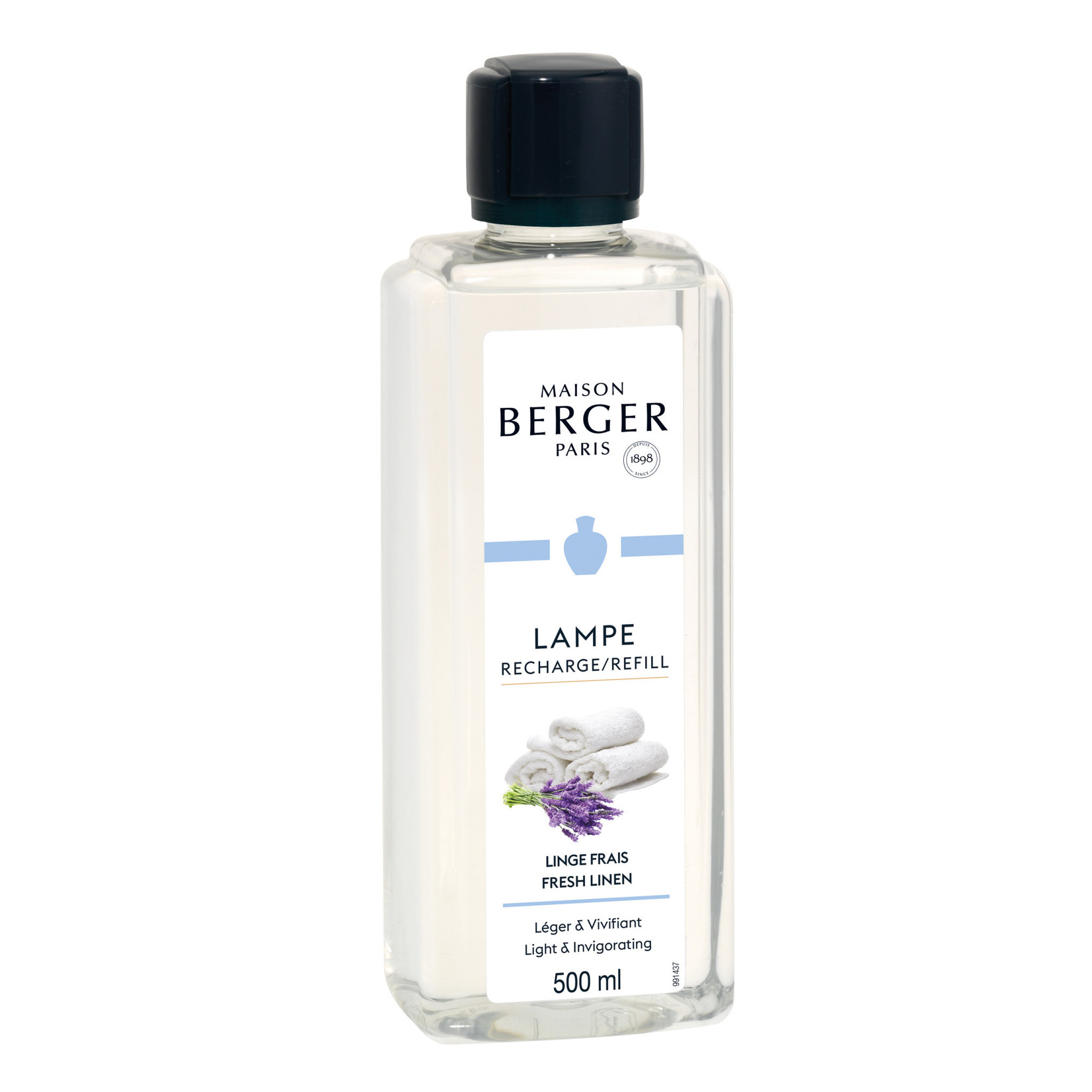 Lampe Berger Lampe Berger Huisparfum 500ml Linge Frais / Fresh Linen