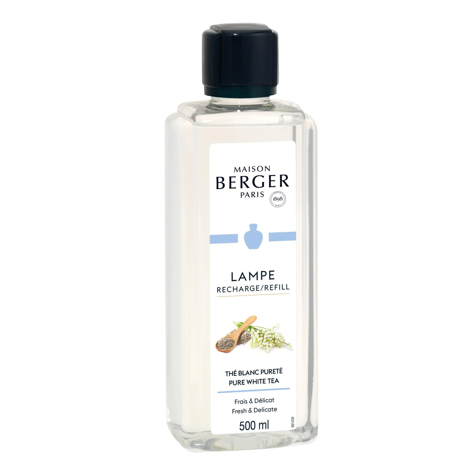 Lampe Berger Lampe Berger Huisparfum 500ml Thé Blanc Pureté / Pure White Tea