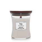WoodWick WW Warm Wool Medium Candle