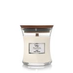 WoodWick WW Linen Mini Candle