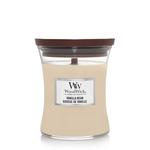 WoodWick WW Vanilla Bean Medium Candle