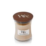 WoodWick WW White Honey Mini Candle