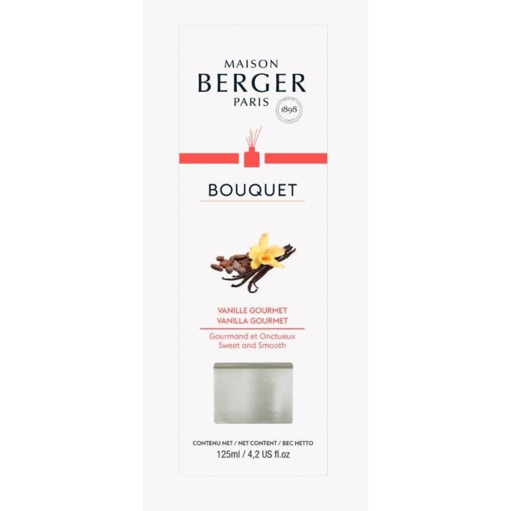 Lampe Berger Parfumverspreider met sticks Cube 125ml Absolu de Vanille