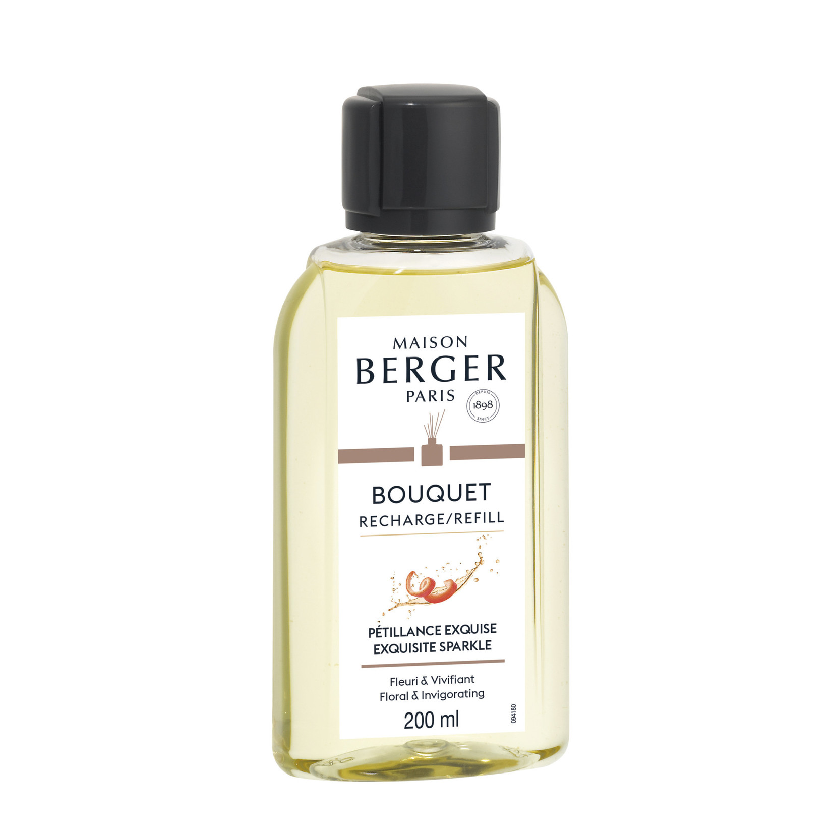 Lampe Berger Navulling parfumverspreider 200ml Pétillance Exquise