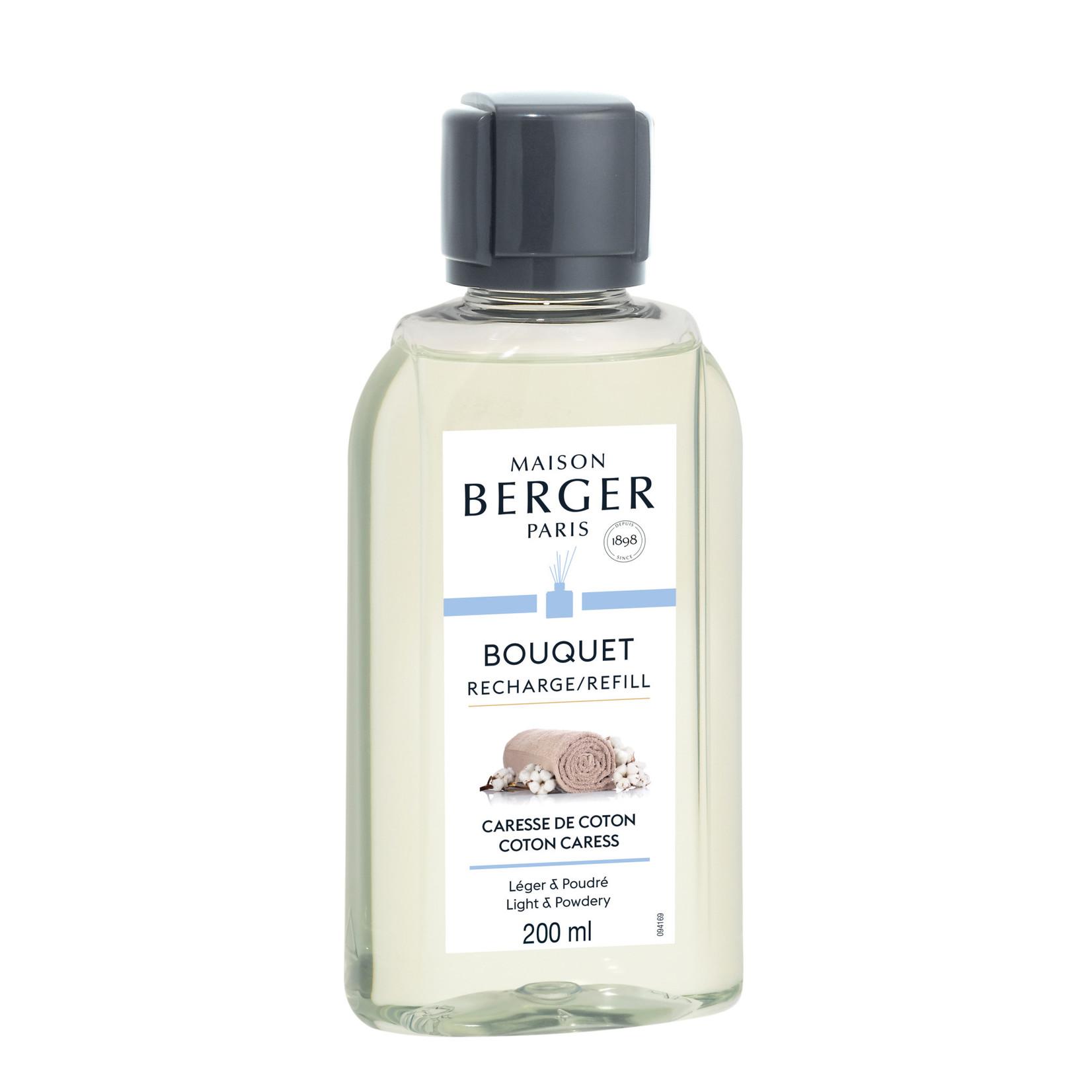 Lampe Berger Navulling parfumverspreider 200ml Caresse de coton
