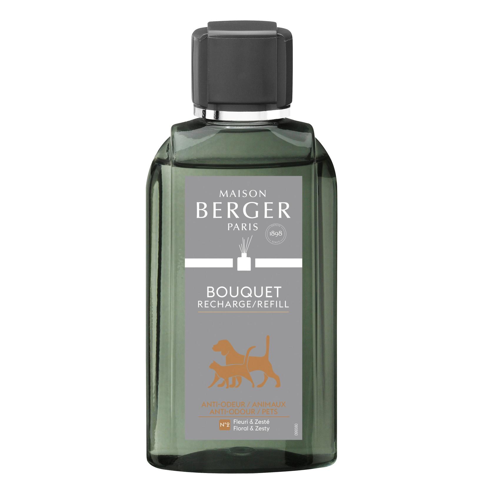 Lampe Berger Navulling Parfumverspreider Anti-Odeur 200ml animaux  nr2