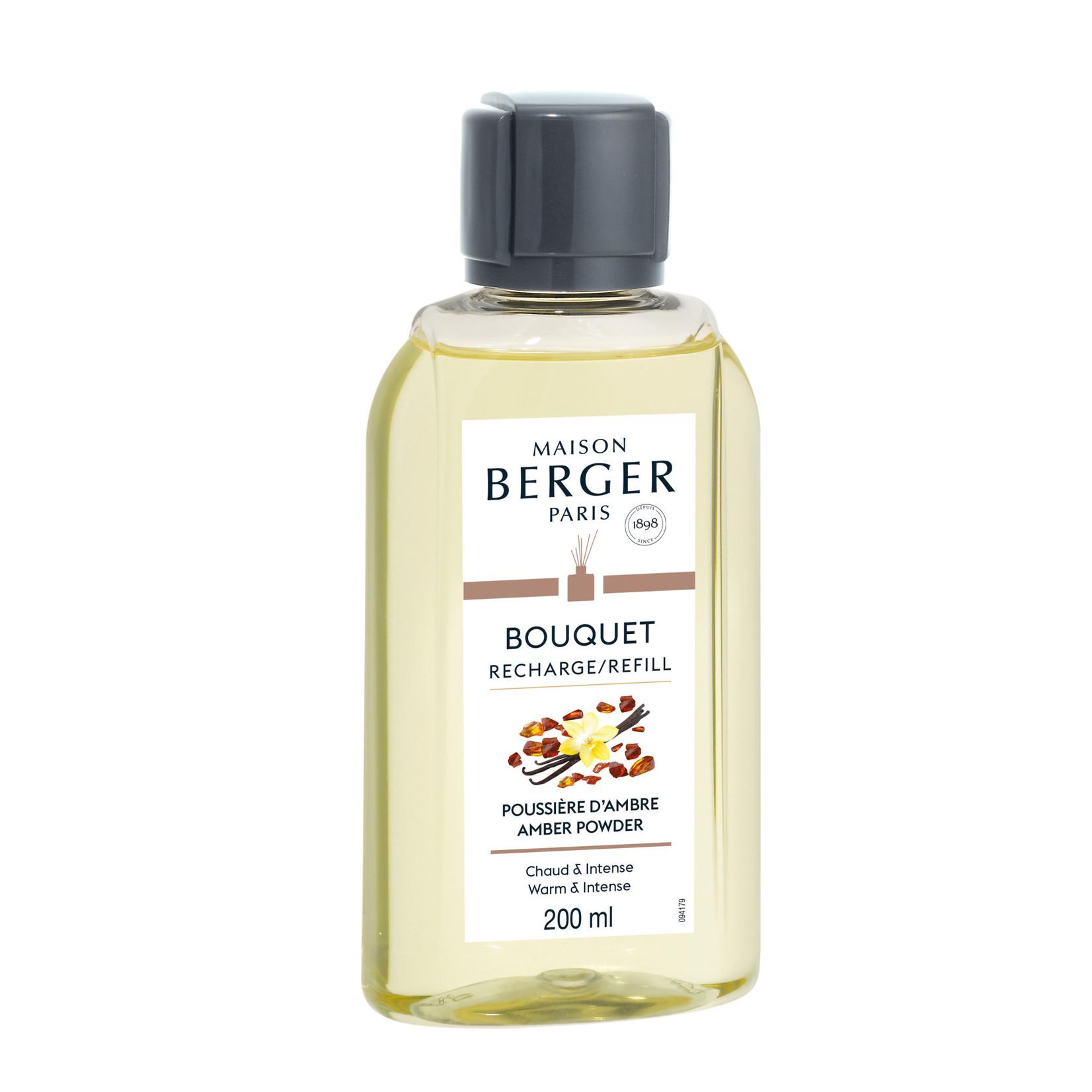 Lampe Berger Navulling parfumverspreider 200ml Poussière d'Ambre