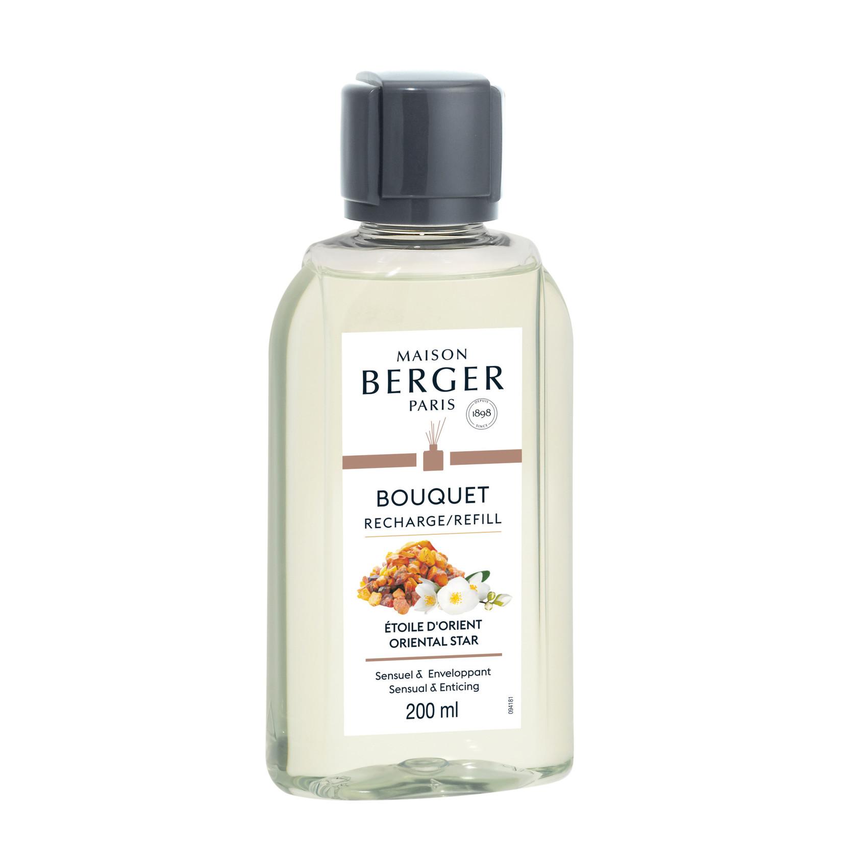 Lampe Berger Navulling parfumverspreider 200ml Etoile d'Orient