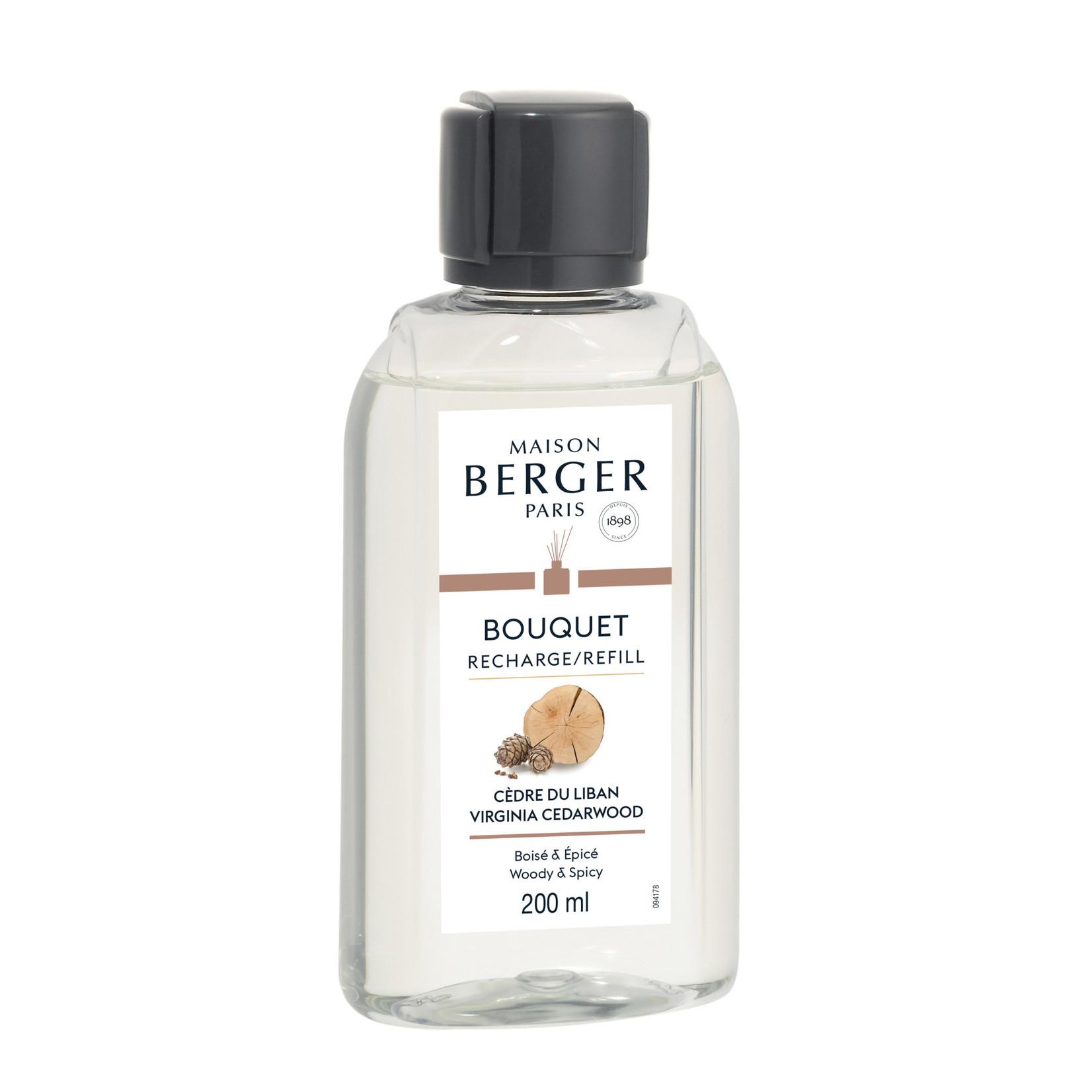 Lampe Berger Navulling parfumverspreider 200ml Cèdre du liban