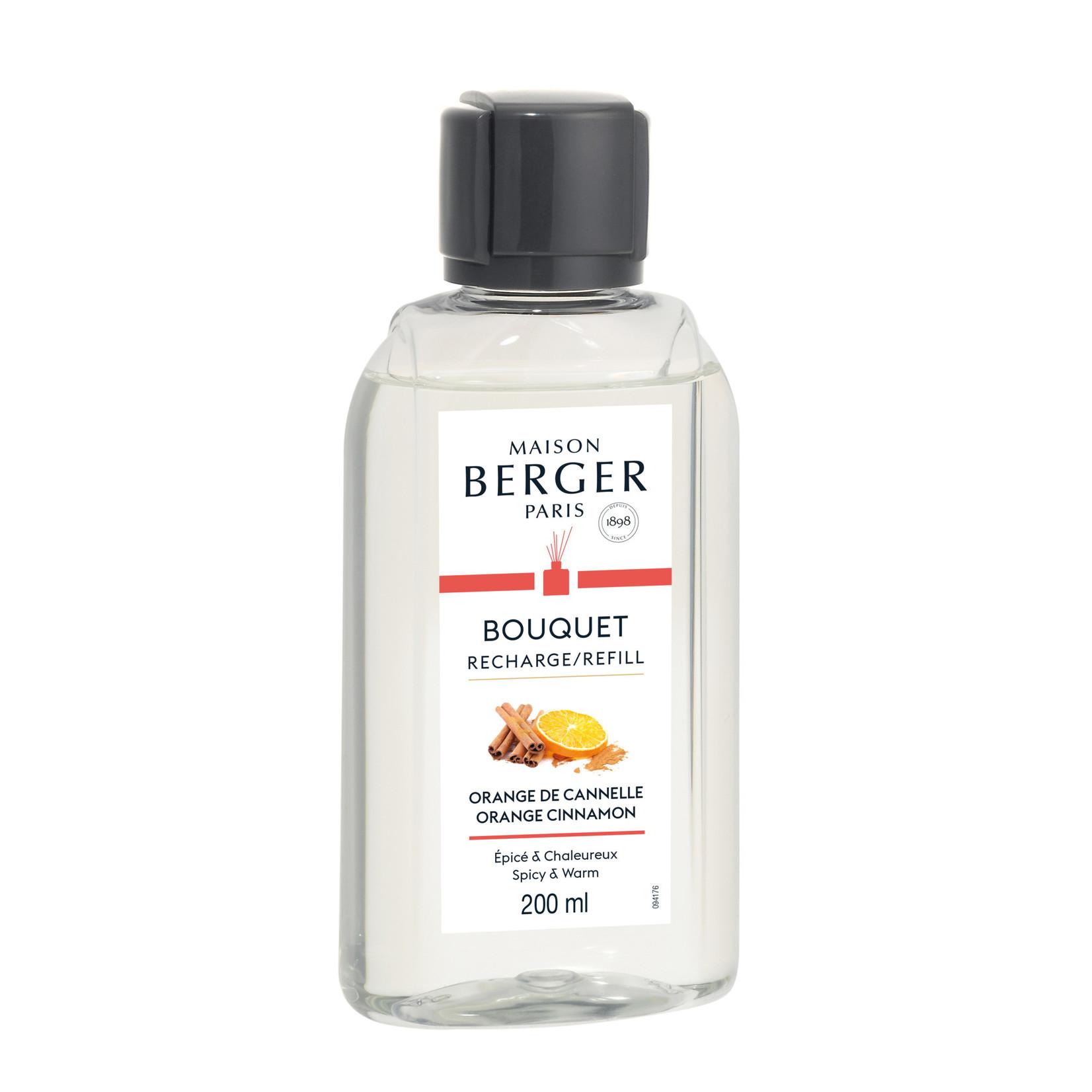 Lampe Berger Navulling parfumverspreider 200ml Orange de Cannelle