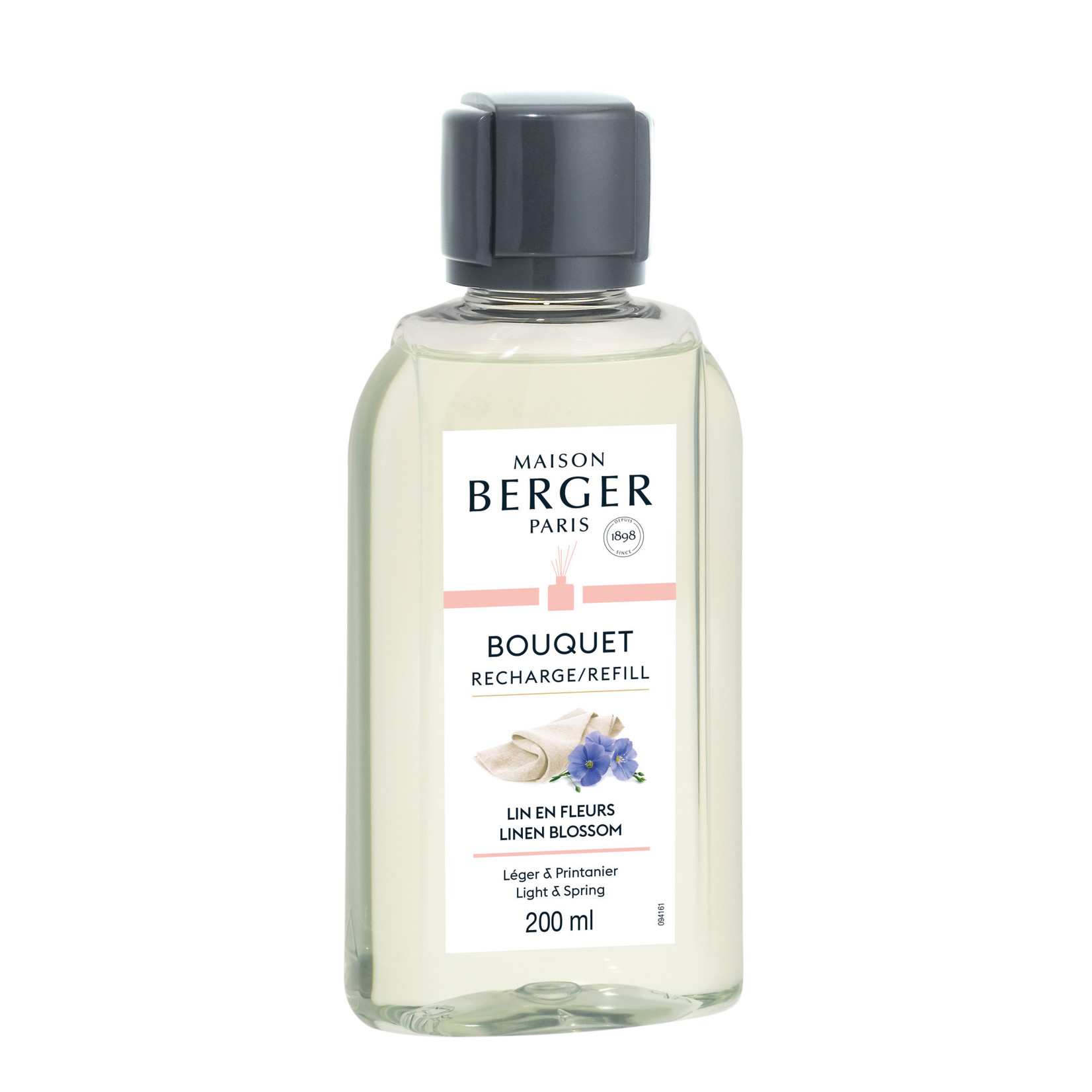 Lampe Berger Navulling parfumverspreider 200ml Lin en Fleurs