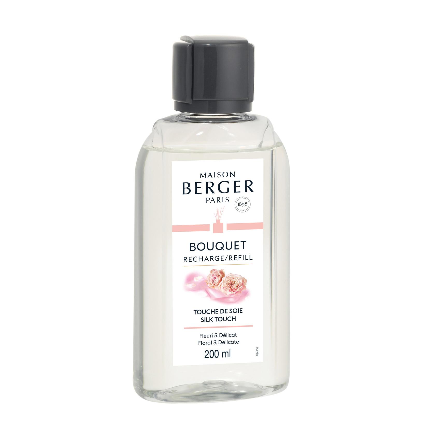 Lampe Berger Navulling parfumverspreider 200ml Touche de Soie