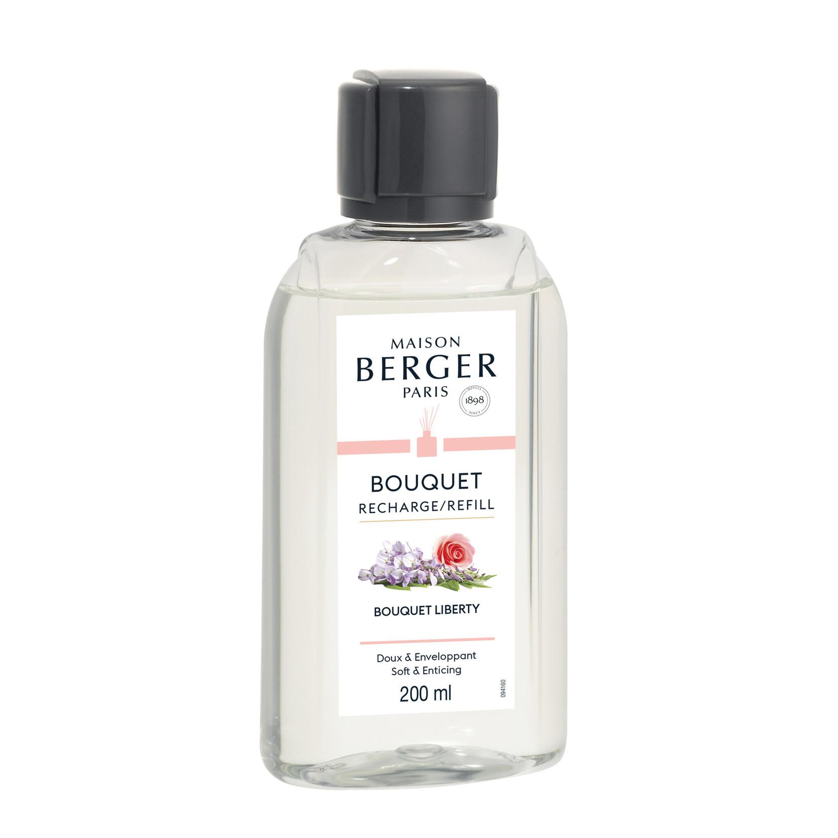 Lampe Berger Navulling parfumverspreider 200ml Bouquet Liberty