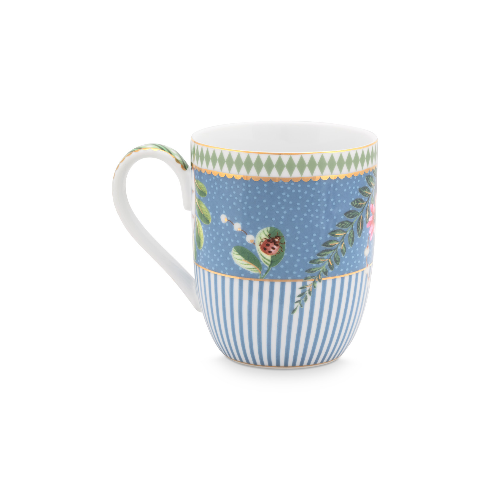 PIP Studio Mug Small / Senseo mokje La Majorelle Blue 145ml