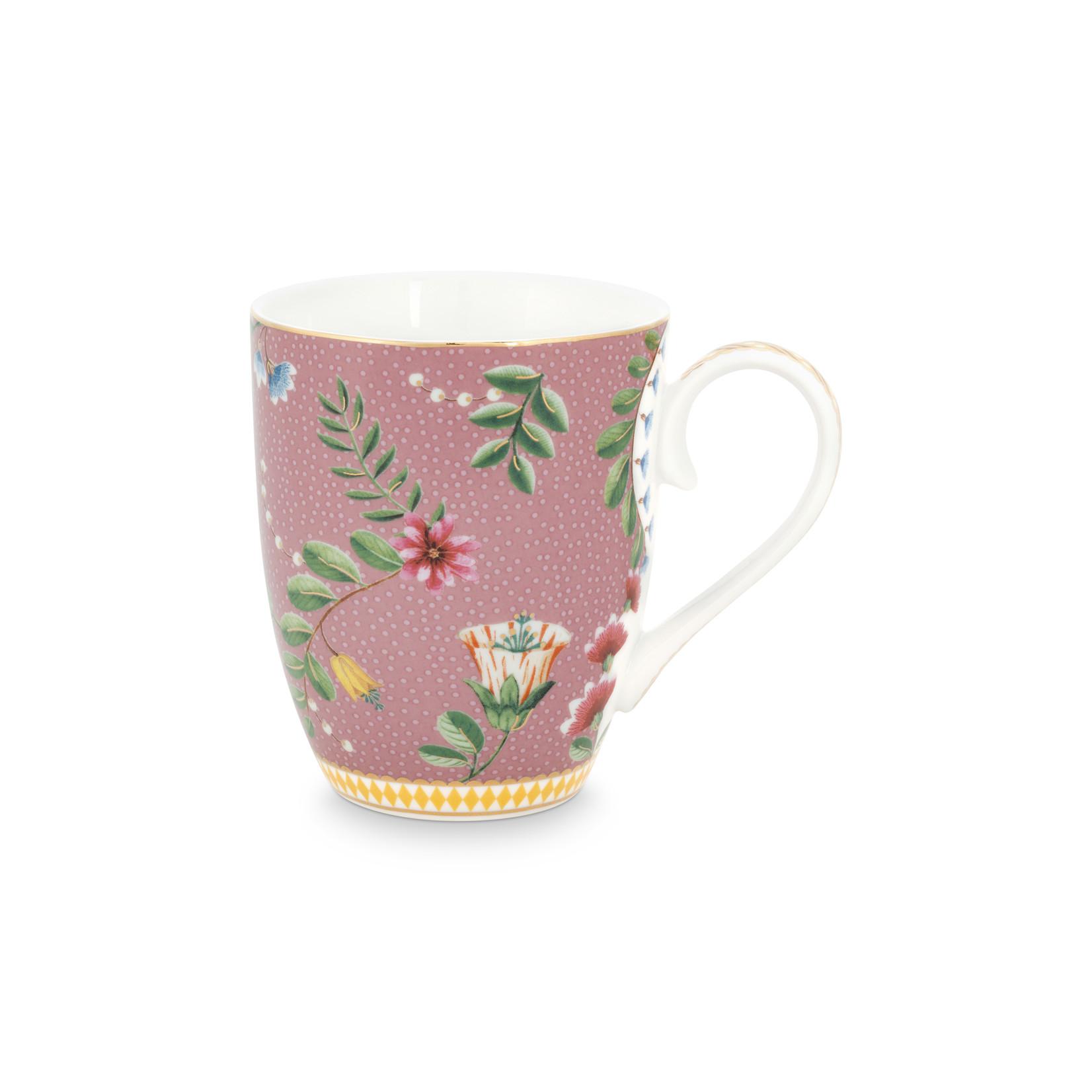 PIP Studio Mug Large La Majorelle Pink 350ml