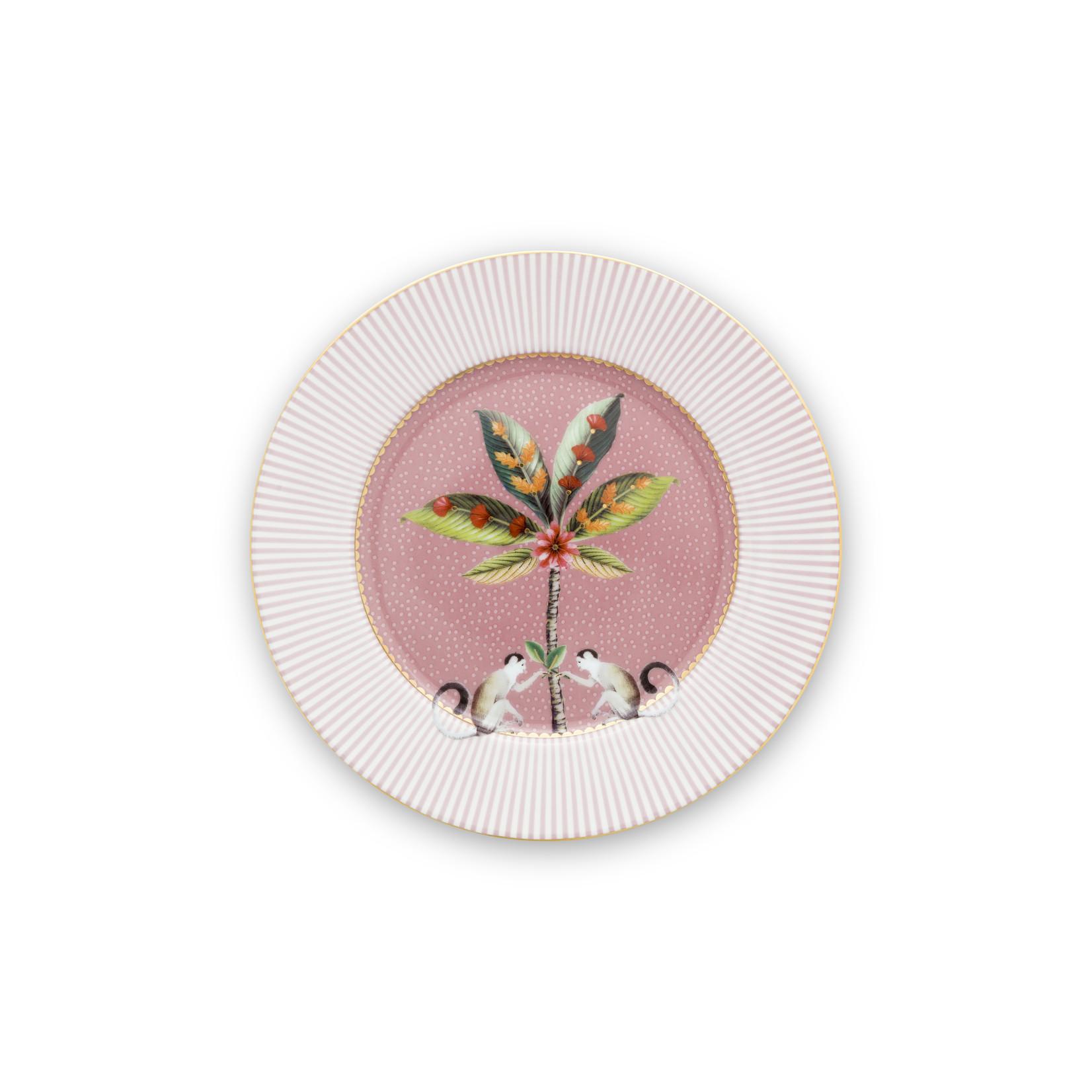 PIP Studio Plate/ Gebaksbordje La Majorelle Pink 17cm