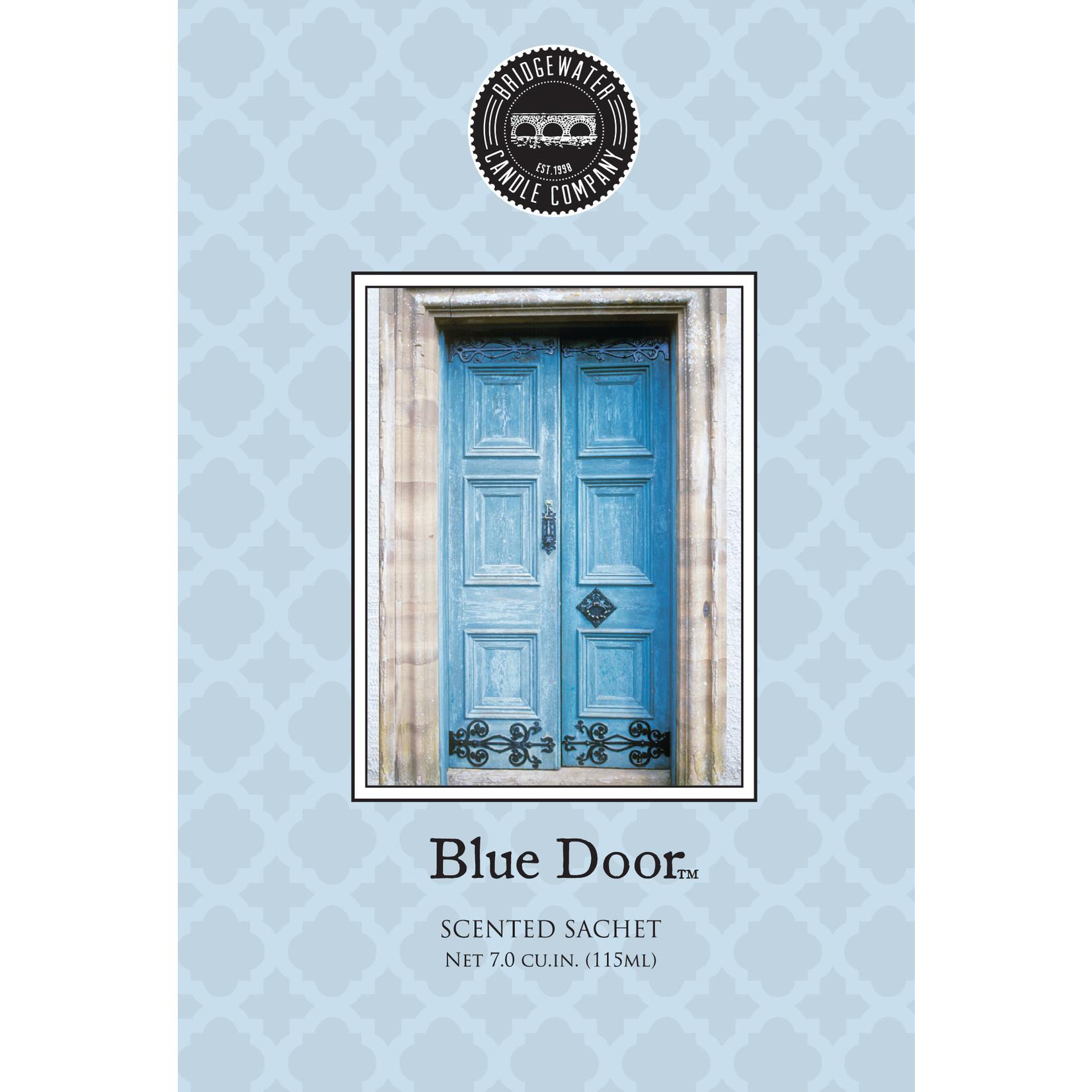 Bridgewater Scented Sachet / Geurzakje Blue Door