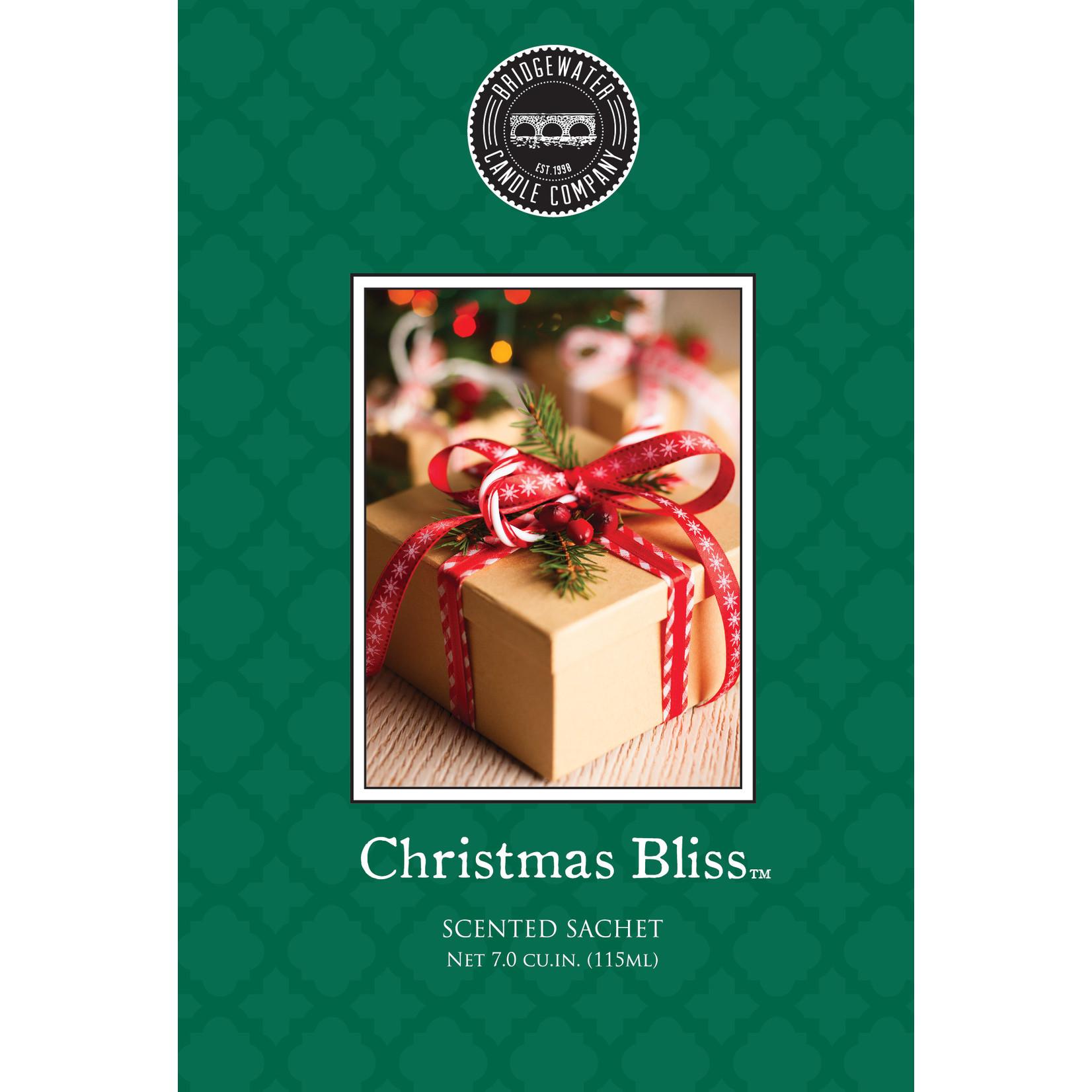 Bridgewater Scented Sachet / Geurzakje Christmas Bliss