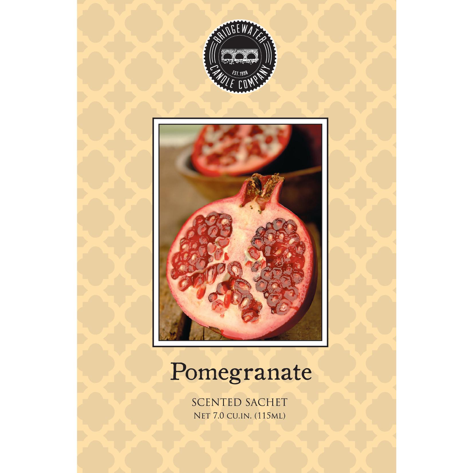 Bridgewater Scented Sachet / Geurzakje Pomegranate