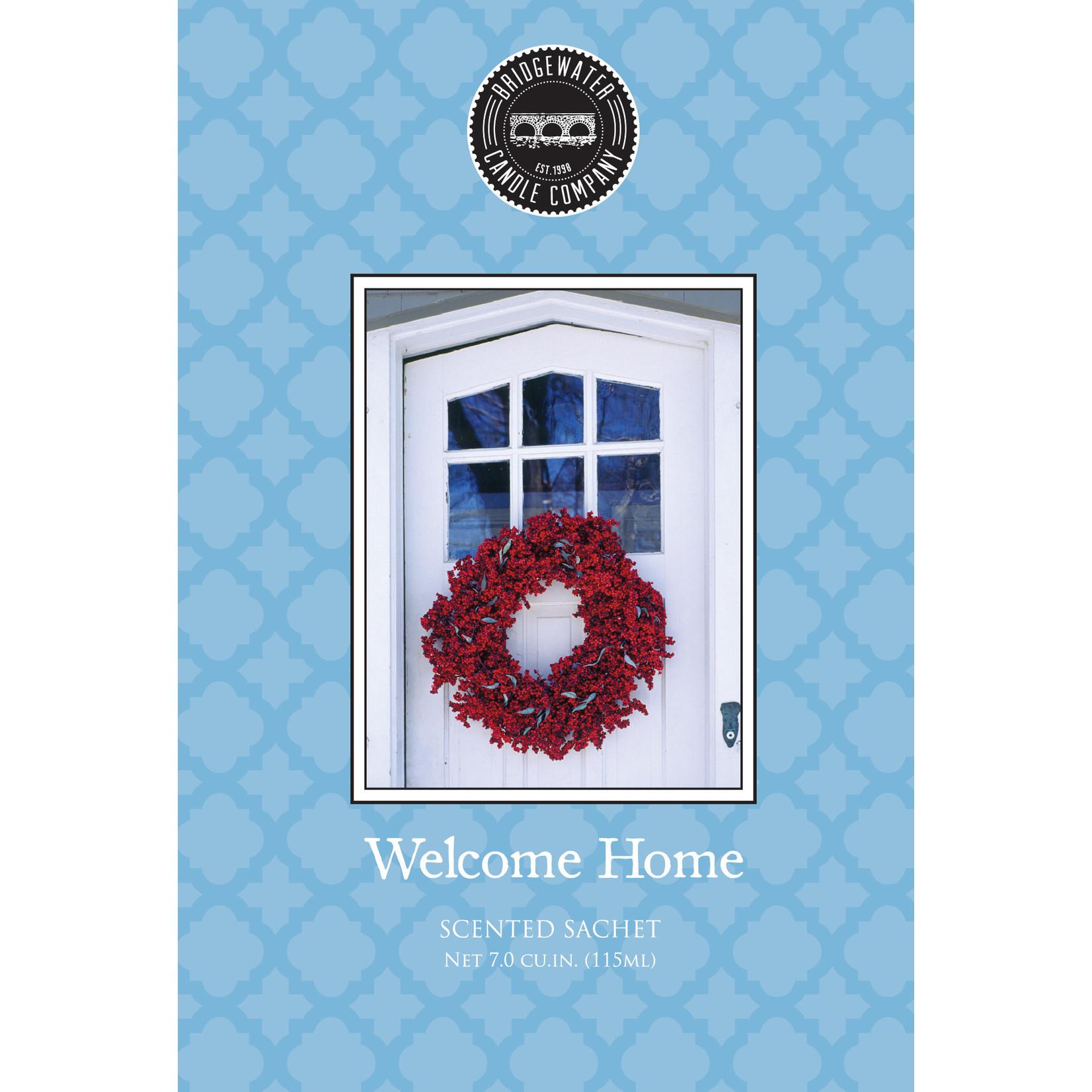 Bridgewater Scented Sachet / Geurzakje Welcome Home