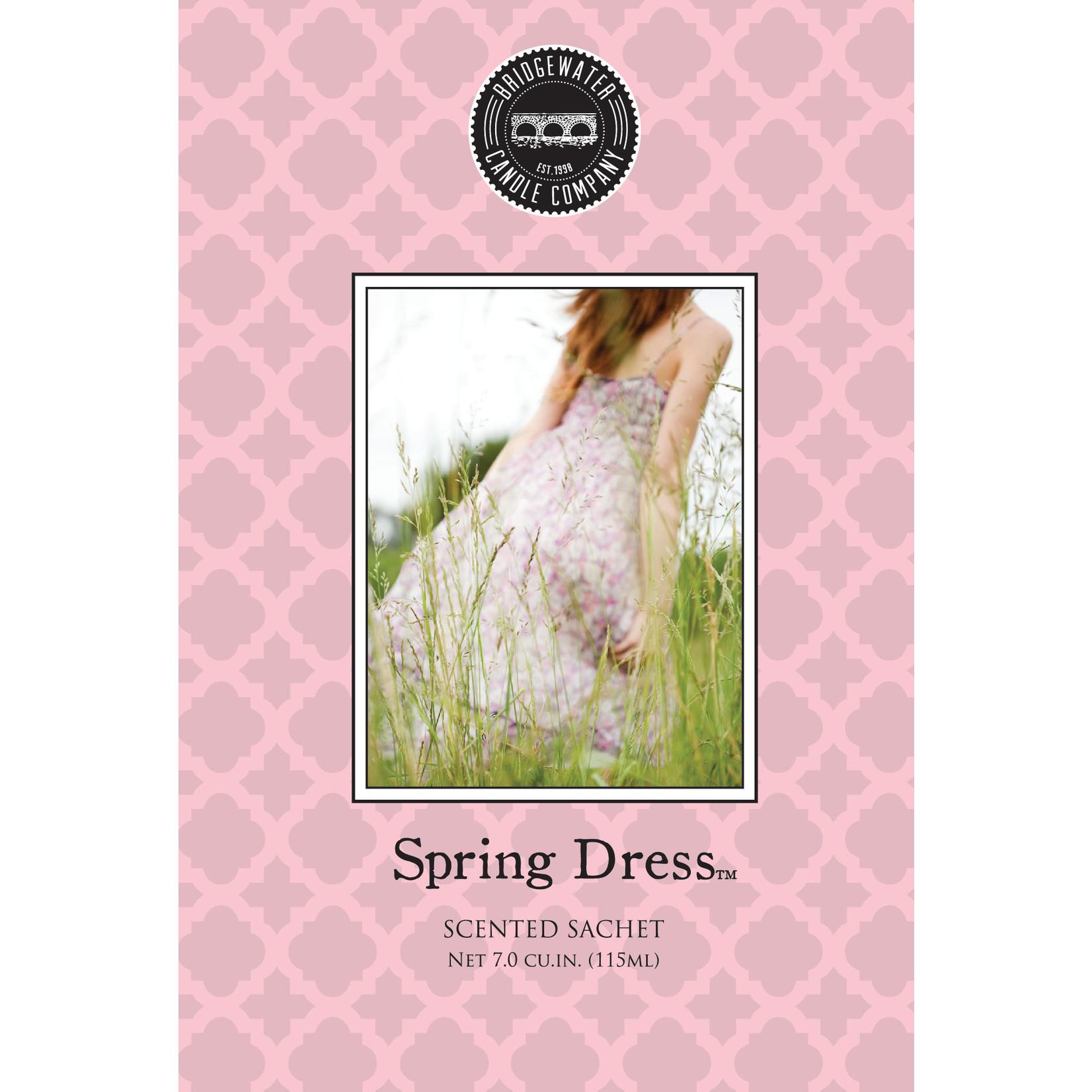 Bridgewater Scented Sachet / Geurzakje Spring Dress