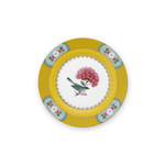 PIP Studio Plate / Gebaksbordje Blushing Birds Yellow 17cm