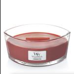 WoodWick WW Cinnamon Chai Ellipse Candle