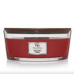 WoodWick WW Pomegranate Ellipse Candle