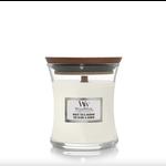 WoodWick WW White Tea & Jasmine Medium Candle