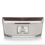 WoodWick WW Warm Wool Ellipse Candle