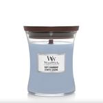 WoodWick WW Soft Chambray Medium Candle