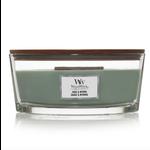 WoodWick WW Sage & Myrrh Ellipse Candle