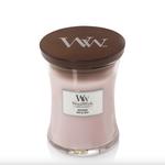WoodWick WW Rosewood Medium Candle
