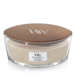 WoodWick WW At The Beach Ellipse Candle