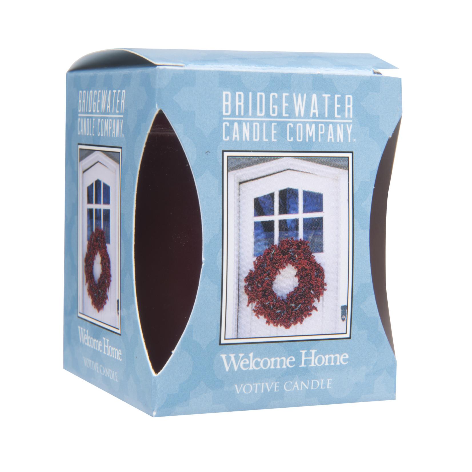 Bridgewater Votive Candle / Geurkaarsje Welcome Home
