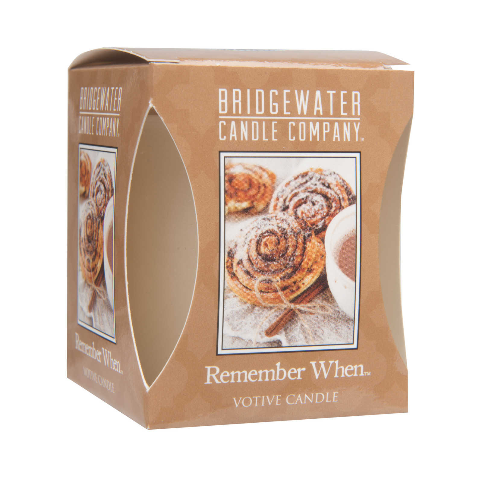 Bridgewater Votive Candle / Geurkaarsje Remember When
