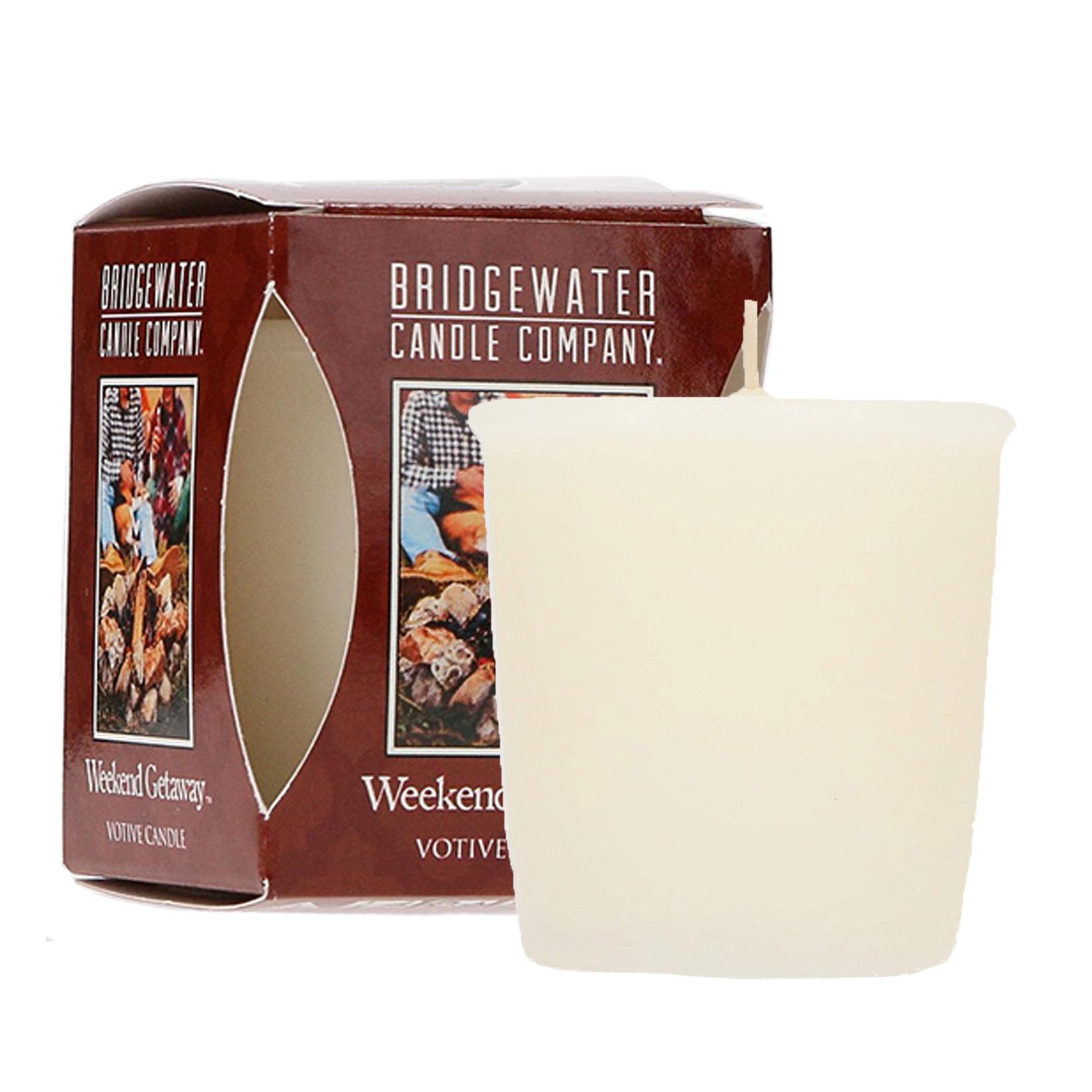 Bridgewater Votive Candle / Geurkaarsje Weekend Getaway