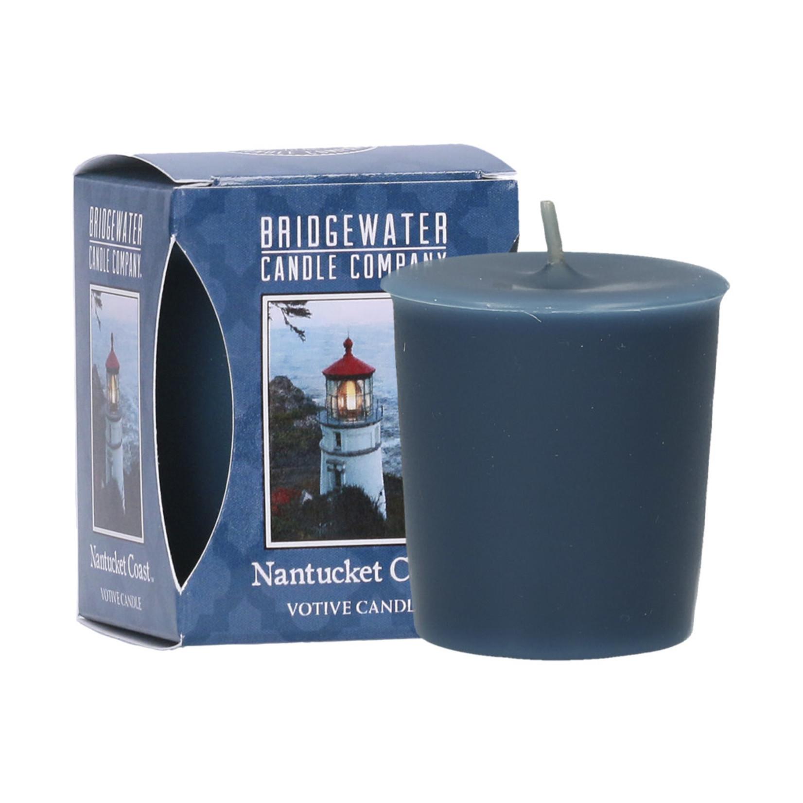 Bridgewater Votive Candle / Geurkaarsje Nantucket Coast