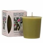 Bridgewater Votive Candle / Geurkaarsje Azalea & Oak