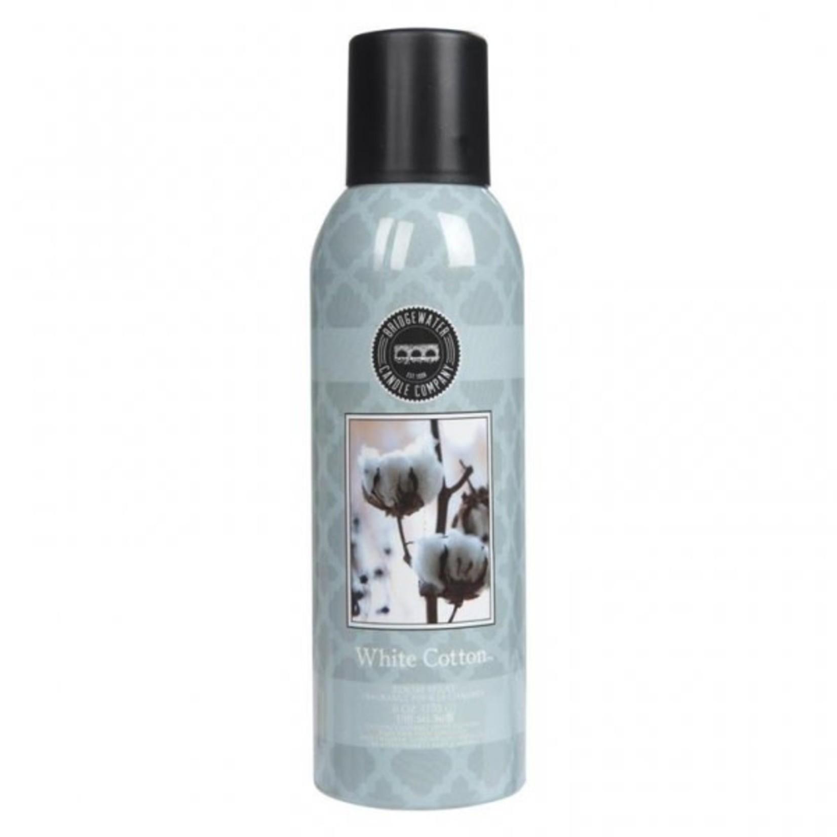 Bridgewater Roomspray / Huis Parfum White Cotton