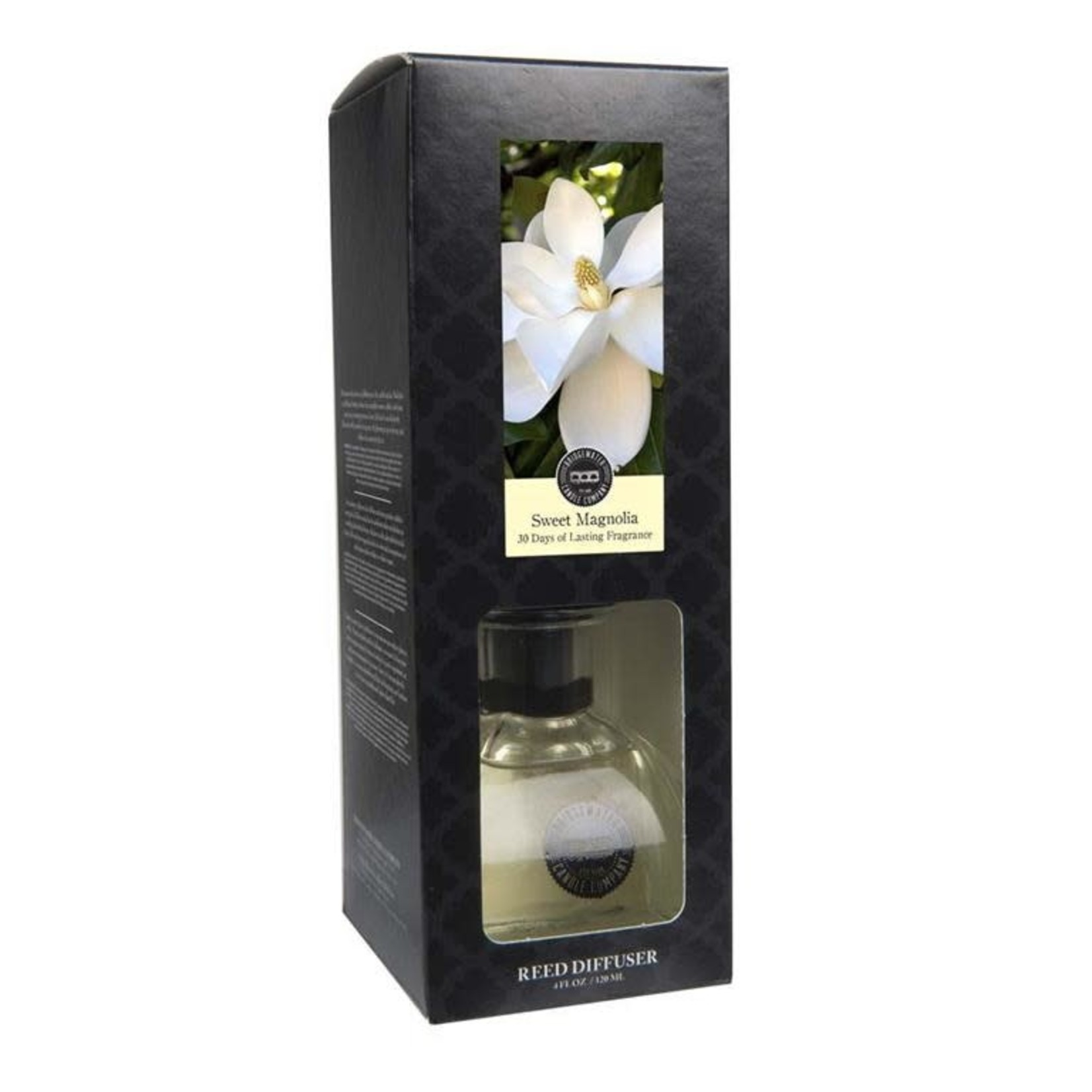 Bridgewater Reed Diffuser / Geurstokjes Sweet Magnolia