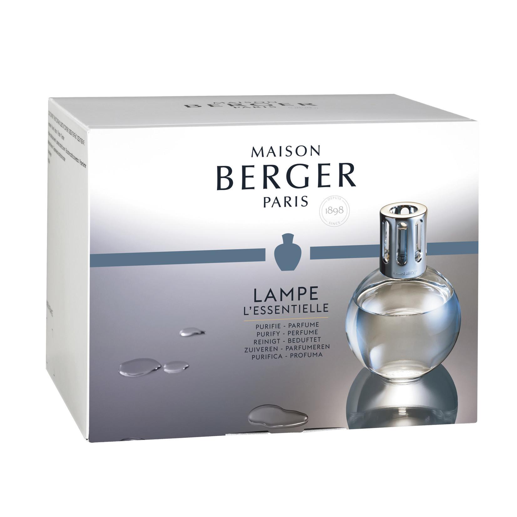 Lampe Berger Lampe Berger Huisparfum Startersset Ronde fles met 2 geur flesjes 250 ml